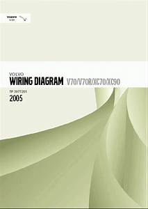 Volvo Wiring Diagrams 2004