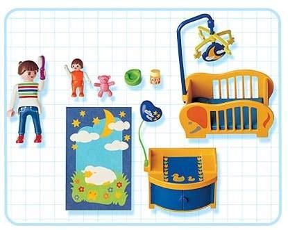chambre de bébé playmobil playmobil maman chambre de bébé achat vente univers