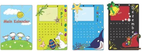 kalender zum selber basteln fotokalender selber machen fotokalender selbst gestalten kostenlos