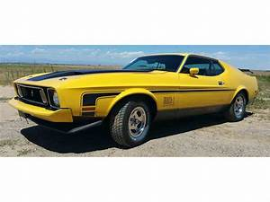 1973 Ford Mustang Mach 1 for Sale | ClassicCars.com | CC-701122