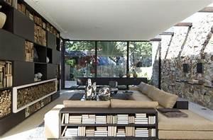 Wohnzimmer Wand Holz : dekosteine f r wand verkleiden sie die w nde ihrer wohnung ~ Lizthompson.info Haus und Dekorationen
