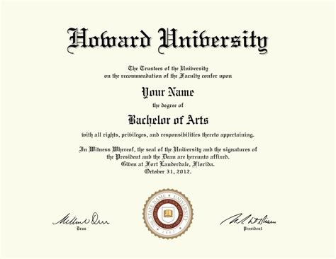 Fake Howard University Diploma Diploma Outlet Fake. Car Wash Poster Ideas. Funeral Photo Collage. High School Graduation Awards. Free Photo Calendar Template 2017. School Election Posters. Fitness Flyer Template Free. Fascinating Free Resume Templates Google Docs. Free Cover Letter Template Word