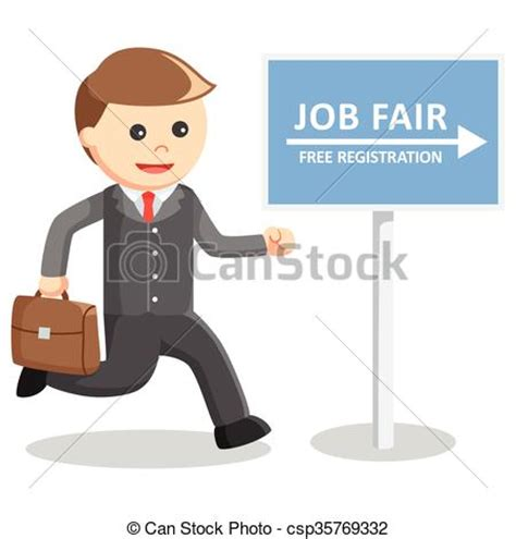 13528 career fair clipart vectors of business fair csp35769332 search clip