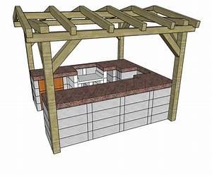 Grillpavillon Selber Bauen : ich plane eine aussenk che grillforum und bbq ~ Eleganceandgraceweddings.com Haus und Dekorationen