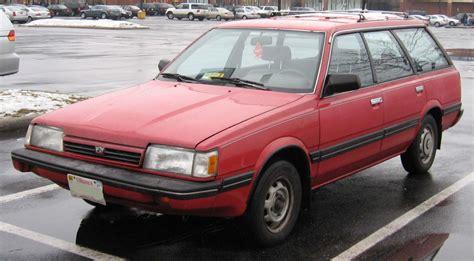 Subaru Gl by File Subaru Gl Wagon Jpg Wikimedia Commons