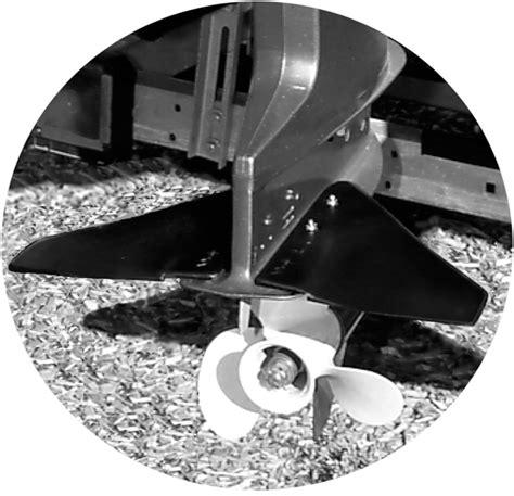 doel fin hydrofoil black  davis instruments corp