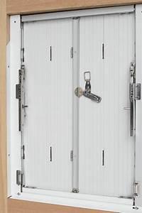 persienne caen menuiseries isolations fenetre volet With porte de garage enroulable et volet pliant pvc