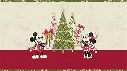 Disney Christmas Wallpapers Backgrounds Mickey Desktop Background