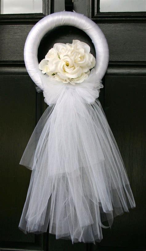Wreath Bridal Shower Wreaths Wedding Door Decorations
