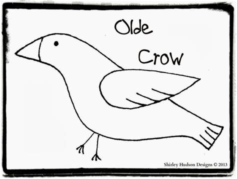 7 x 9 rug hudson 39 s holidays crow2 jpg applique