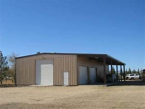 metal shop buildings with living quarters google search With 30x50 metal building kit