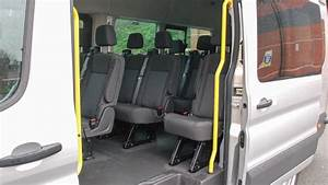 Ford Transit 17 Seat Executive Minibus for hire | County ...