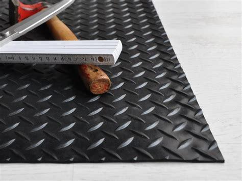 tappeto in gomma gomma mandorlato tappeto su misura