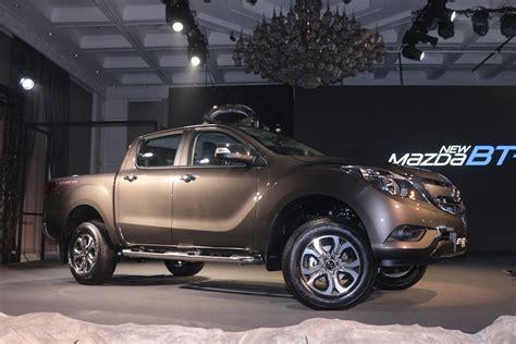 2016 Mazda Bt-50 Pro Thailand Launch Side