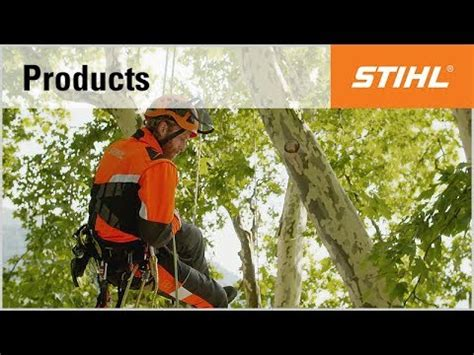 the stihl advance x treem cut protection suit