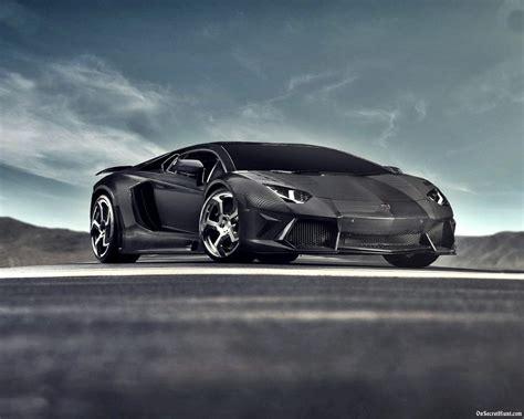 Black Lamborghini Car Wallpapers by Black Lamborghini Wallpaper 28 Cool Wallpaper