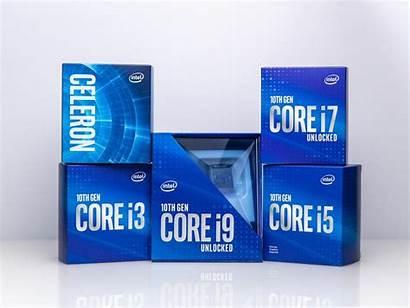 Intel Amd Vs 10th Processor Gen Processors