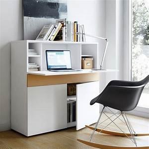 Design Sekretär Modern : moderner sekret r lackiertes holz integrierter ~ Sanjose-hotels-ca.com Haus und Dekorationen