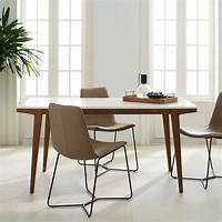 expandable dining table Modern Expandable Dining Table | west elm