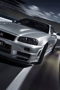 Nissan Skyline GTR R34 Toy Car