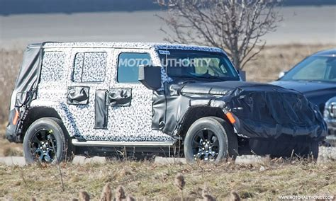 jl jeep release date 2018 jeep wrangler jl pickup unlimited diesel redesign