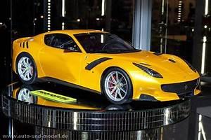 Photos De Ferrari : ferrari modelisme ferrari 1 18 nuremberg 2016 bbr photos de la ferrari f12 tdf giallo ~ Medecine-chirurgie-esthetiques.com Avis de Voitures