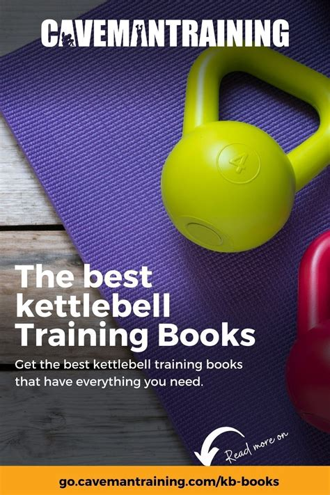 kettlebell cavemantraining go training books