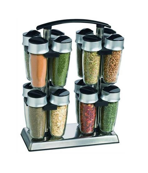 Trudeau Spice Rack by Trudeau Spice Rack Ares Cuisine
