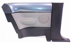 Lh Rear Door Interior Side Panel Trim 98