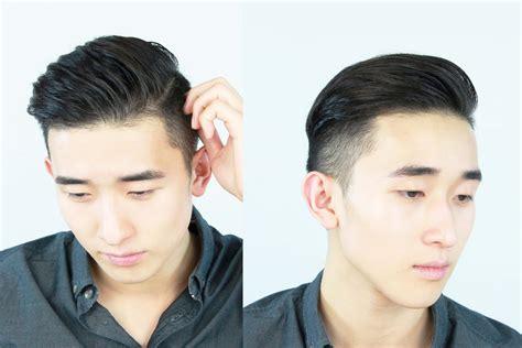 tampil lebih modis  elegan  model rambut pria  cocok buat  cowok