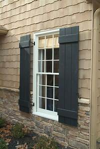 wood exterior shutters 36 best Stone & Shingle images on Pinterest | Traditional exterior, Architecture and Cottage