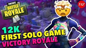 Tilted Towers 12K First Solo VR HIGH KILL GAME
