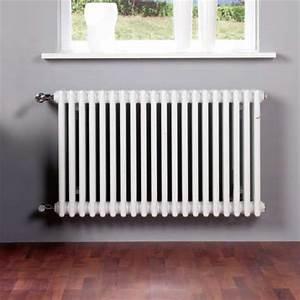 Radiateurs Plinthes Zehnder : charleston blanc un radiateur eau chaude pour chauffage ~ Premium-room.com Idées de Décoration