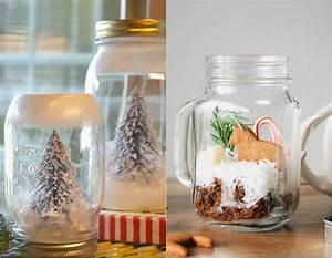 Deko Im Glas Ideen : 30 weihnachtsdeko ideen im glas zum selbermachen ~ Orissabook.com Haus und Dekorationen