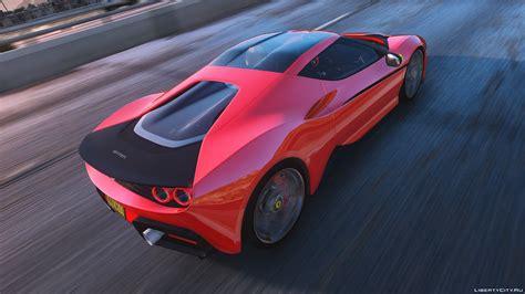 2017 Ferrari J50 Limited Add On Hq 10 For Gta 5