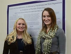 Junior's Research Presented at Professional Psychology ...