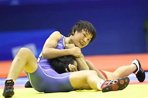 Youth Olympic Games  Female Wrestling