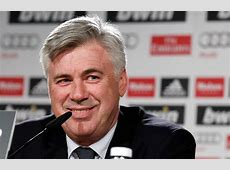 """Ancelotti """"I love football so it is a dream to coach Real"""
