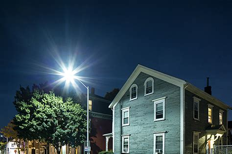 who to call when street light is out led streetlights are giving neighborhoods the blues ieee
