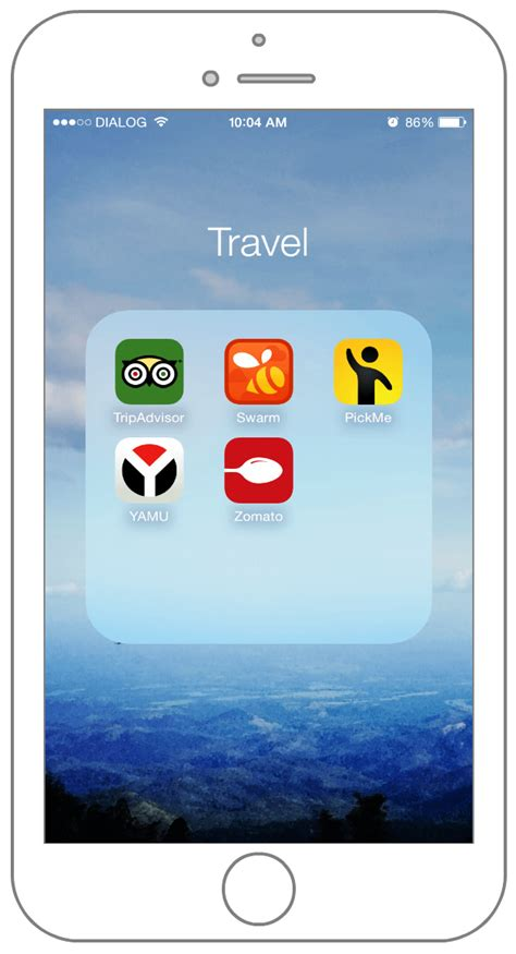 travel apps for iphone what s on my iphone get a personal look at my iphone 6
