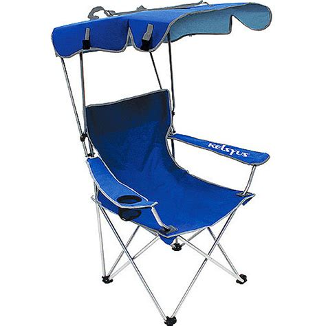 Kelsyus Canopy Chair by Kelsyus Original Canopy Chair Blue Walmart