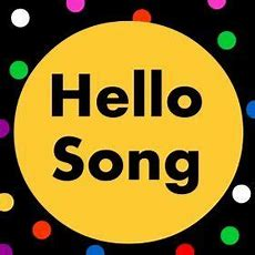 Hello Song Come Right Over (anna Kernes)  Class Fillers & Fun  Pinterest  Anna And Songs