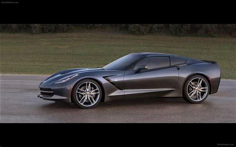 Chevrolet Corvette C7 Stingray 2018 Widescreen Exotic Car