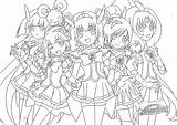 Coloring Pages Glitter Force Happy Sheets sketch template