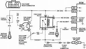 90 Chevy Corsica  3 1 L  Trouble Shooting A Fuel Pump