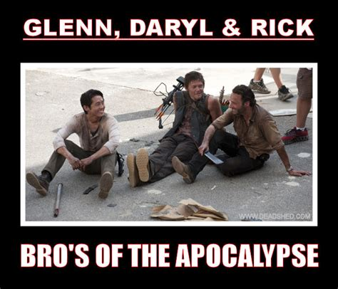 Walking Dead Season 3 Memes - get out of here carl the twd memes lols thread page 7