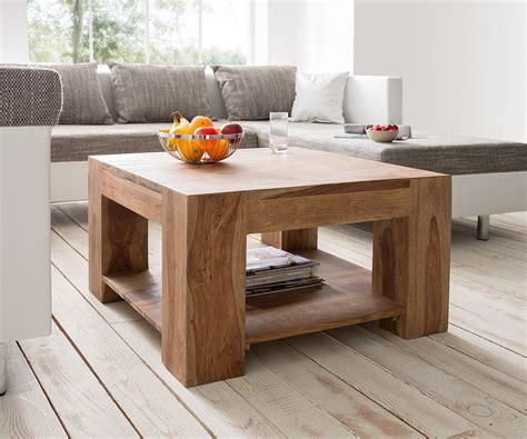 kantholz 80 x 80 couchtisch blokk 80x80 cm sheesham natur ablage massiv m 246 bel tische couchtische