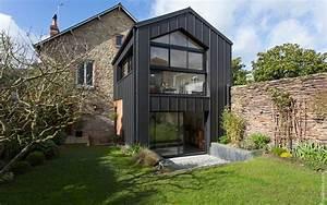 Maison Années 30 : extension sur jardin d une maison des ann es 30 typique de rennes objectif ouvrir la maison ~ Nature-et-papiers.com Idées de Décoration