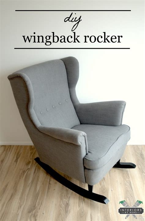 turn a chair into a rocker amazing ikea hacks every parent should know the art in life