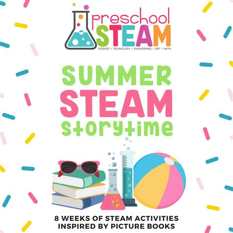 preschool steam steam activities for preschoolers 903 | SummerSTEAM18